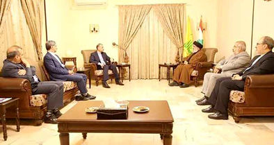 مواضع ثابت ایران در حمایت همهجانبه از لبنان