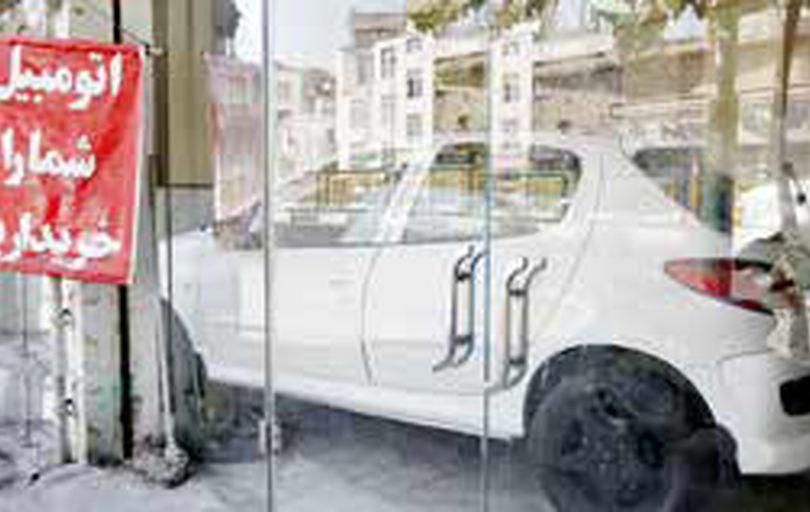 ثبات قیمتها در بازار بدون مشتری خودرو