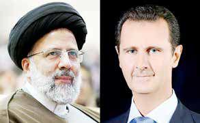تردیدی در حمایت از دولت سوریه نداریم